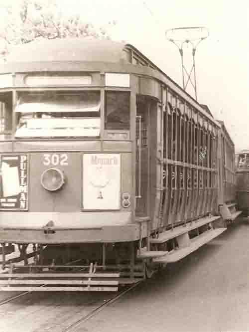 No final do prazo de concessão, os carros da City já se encontravam em péssimo estado de uso.