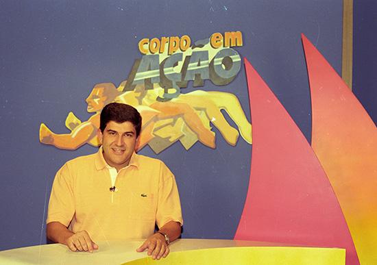 O Programa Corpo em Ação também foi ao ar em sua estreia no mês de março de 1996.