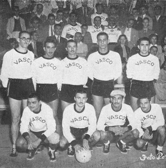 Equipe de Vôlei de 1944 (fonte: idem)