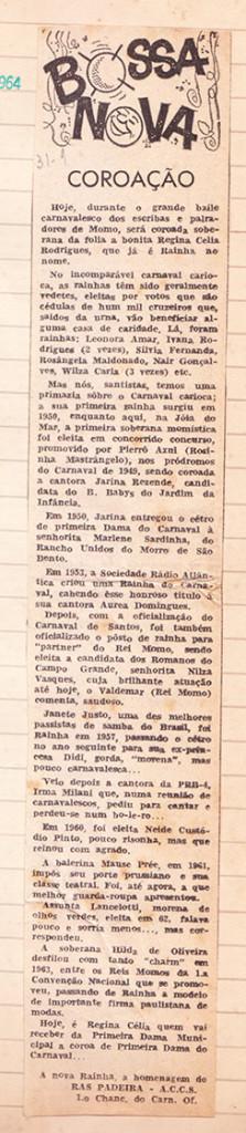 Coluna Bossa Nova