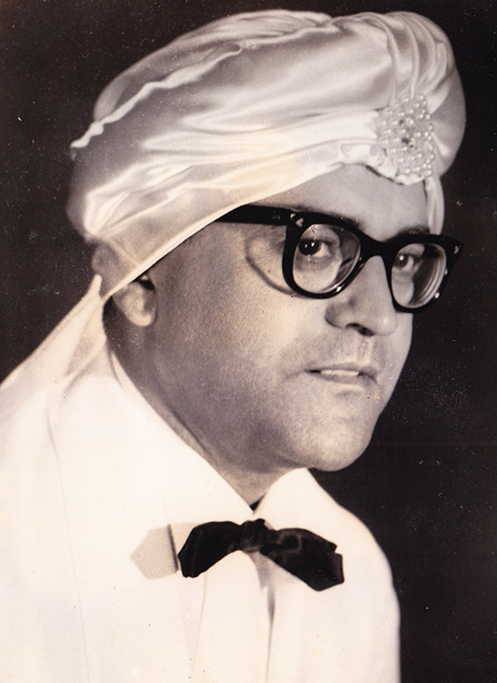 Pedro Bandeira Júnior, o primeiro e único chanceler oficial do Carnaval Santista. Também foi um dos maiores cronistas e memorialistas da folia de momo por aqui.