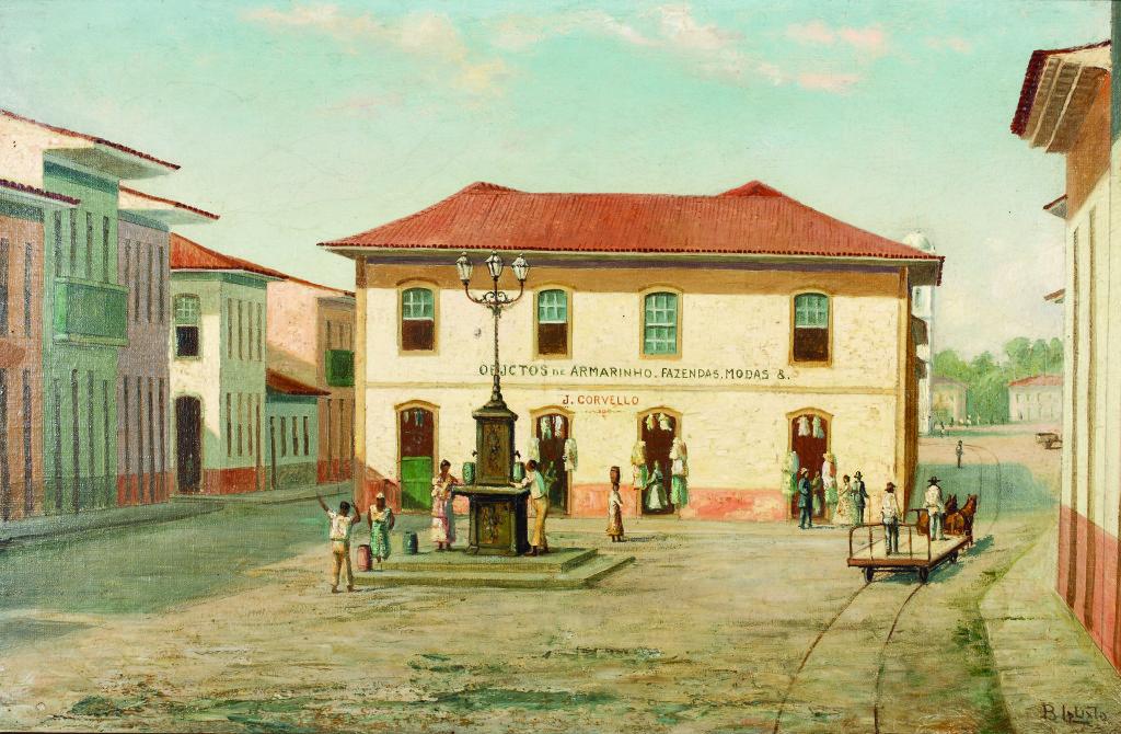 A fonte de Martim Afonso foi uma das primeiras a serem erguidas em Santos. Inicialmente ficava defronte à antiga Casa de Câmara e Cadeia, nas proximidades da Igreja e Convento do Carmo.