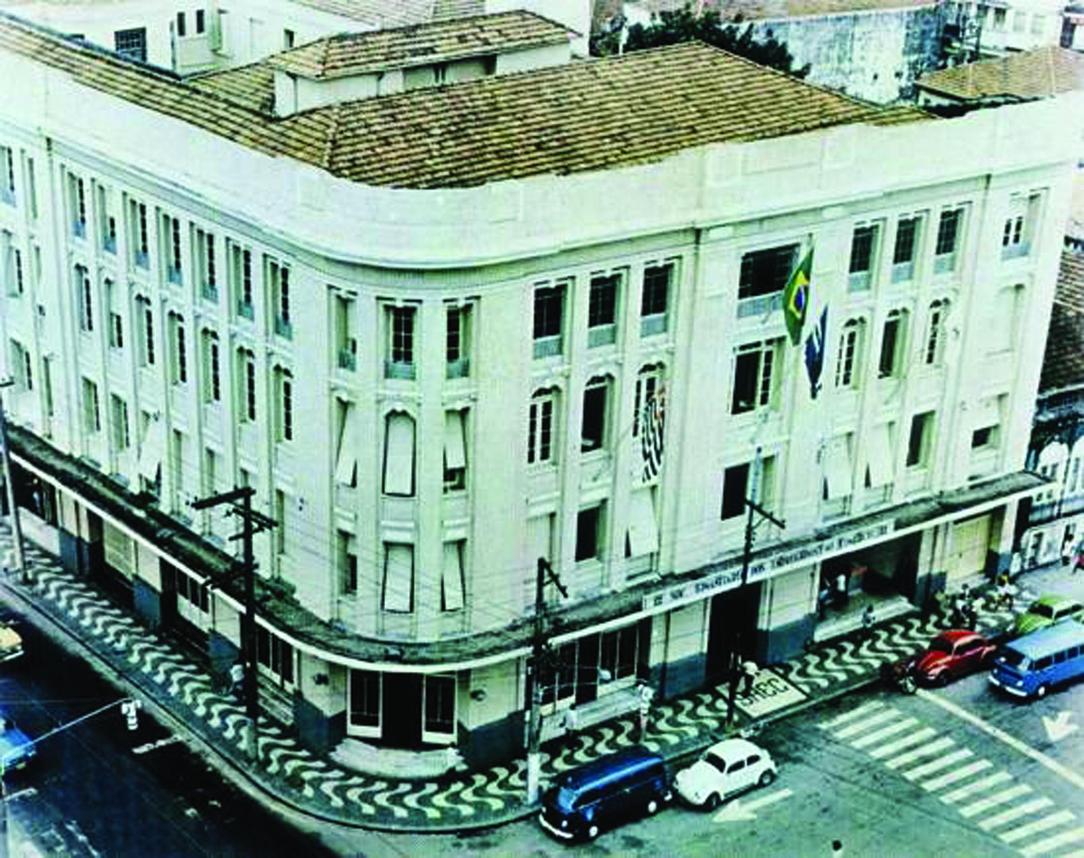 Palacete da Humanitária, inaugurado em 1931