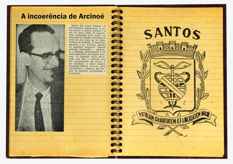 A Proposta de Arcinoé, de 1963.