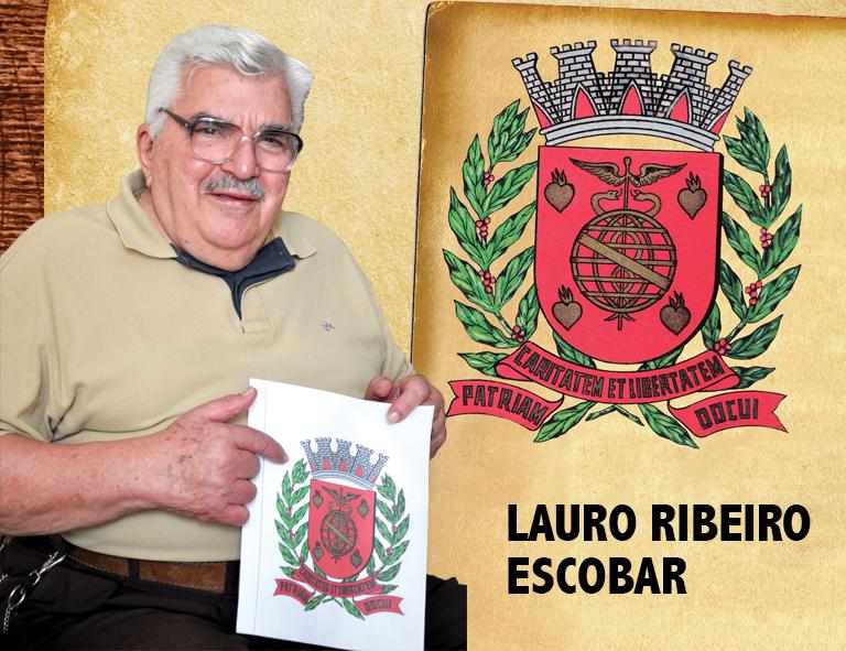 Homenagem do Memória Santista a Lauro Ribeiro Escobar.