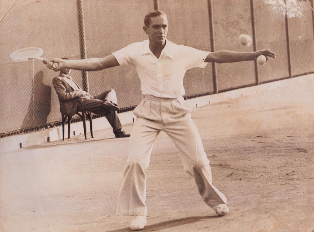 Como veterano, Maneco também conquistava títulos, com o Aberto de Brasilia, em 1960.