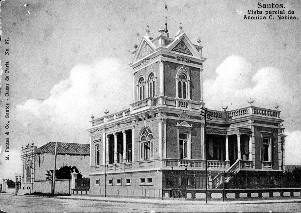 Palacete na Vila Nova.