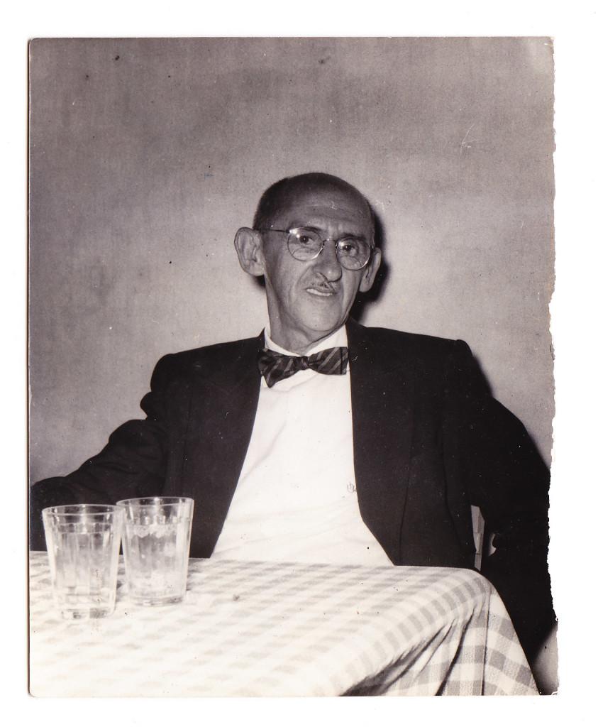 Luiz Vieira de Carvalho, o Lorde Gorila, criador da patuscada Dona Dorotea.