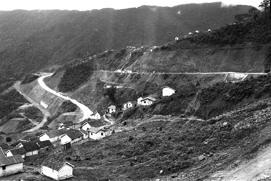 Casa dos Operários na Serra do Mar