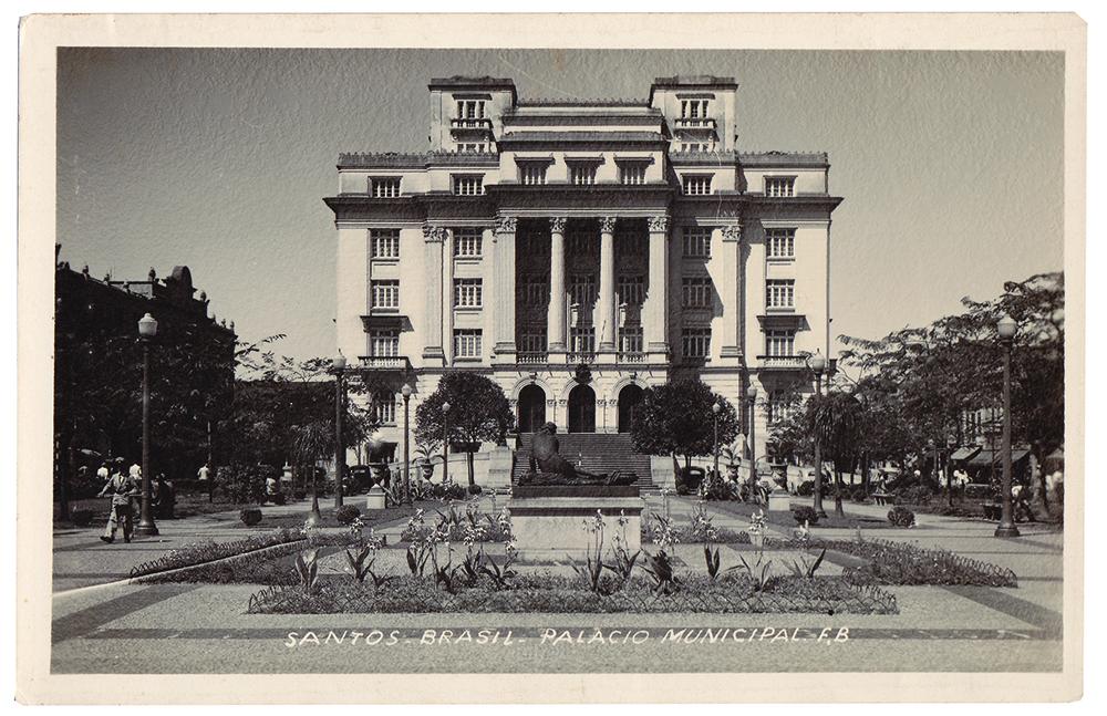 A Prefeitura só conquistou o sonho da casa própria em 1939, quando da inauguração do Palácio José Bonifácio.