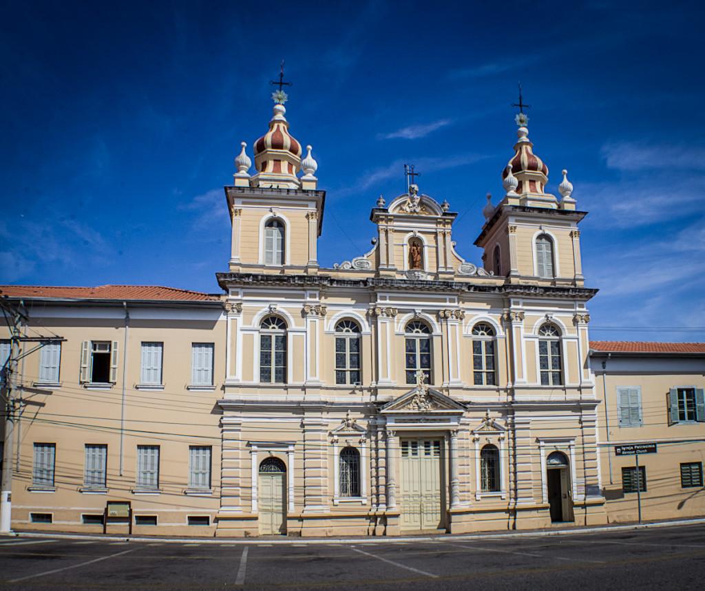 Igreja de Nossa Senhora do Patrocínio, em Itu. Foto Ronnie Nunes.