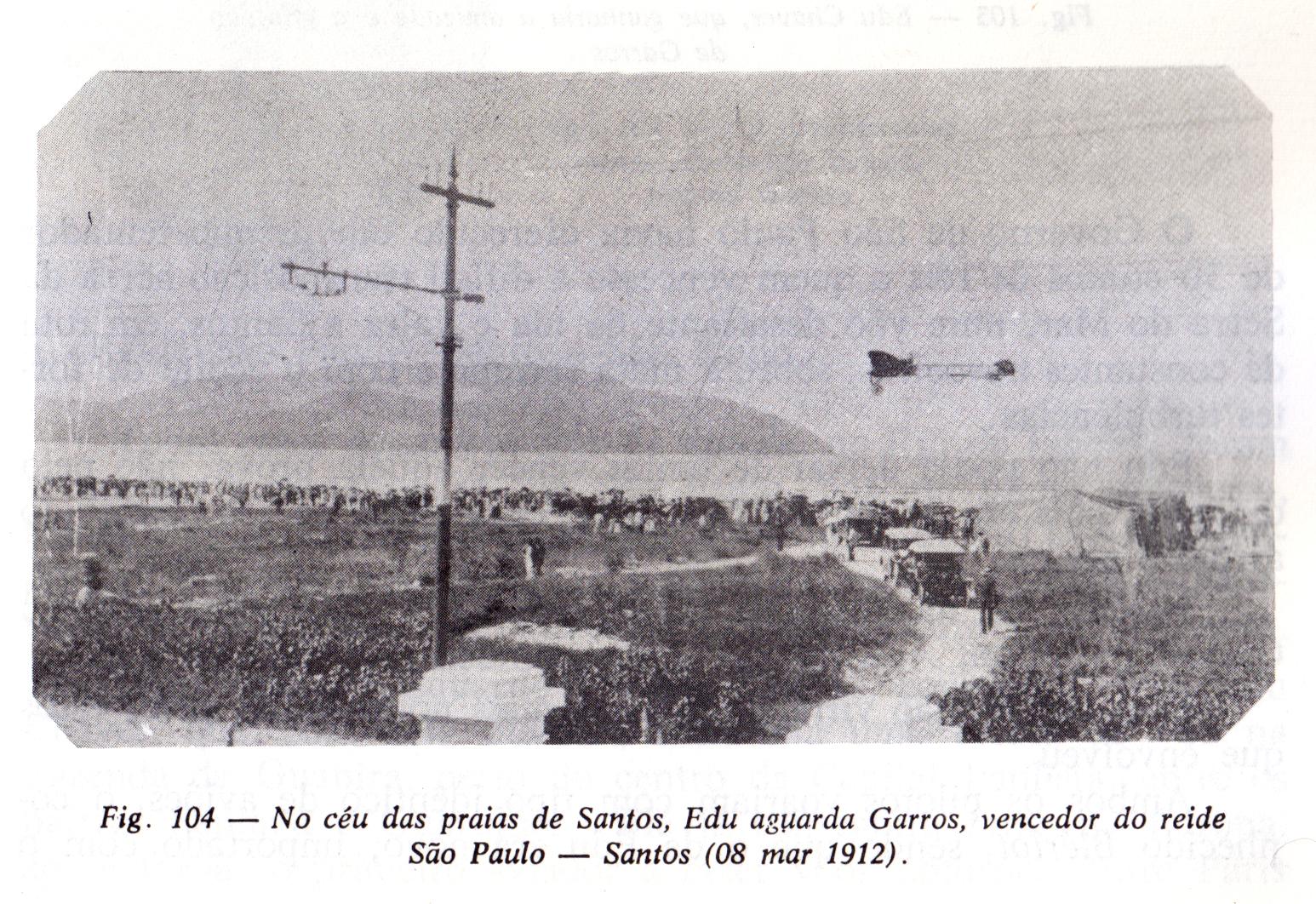 """Ilustração do livro """"História Geral da Aeronáutica Brasileira"""", do Instituto Cultural da Aeronáutica"""