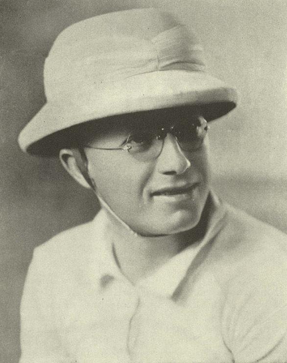 O geógrafo e jornalista Clarence Woodrow Sorensen